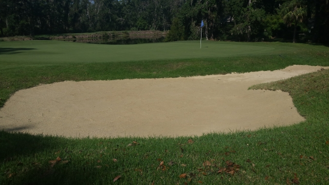 Completed bunker 14