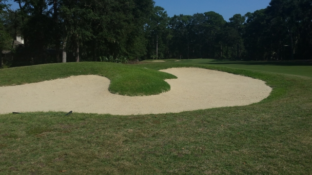 Completed bunker 15